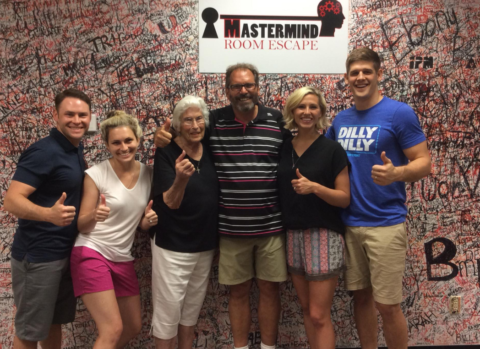 Mastermind Room Escape - Escape Room St. Charles and St. Louis