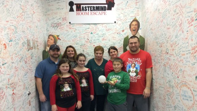 Featured image for Christmas Escape Room Fun
