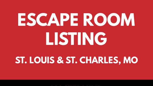 Featured image for Escape Rooms in St. Louis & St. Charles – Mastermind's Escape Rooms Listing