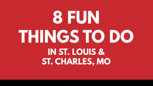 Featured image for Things to Do In St. Louis & St. Charles