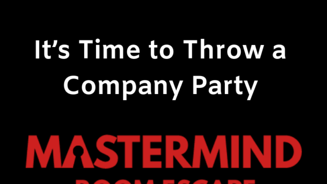 Featured image for It's Time to Throw a Company Party
