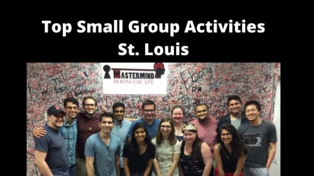 Featured image for Top Small Group Activities in St. Louis