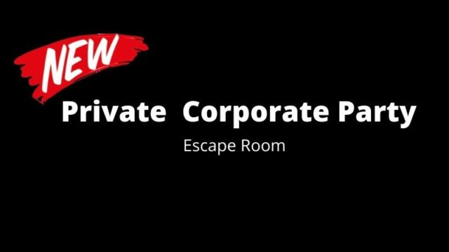 Featured image for Private Corporate Escape Room Party