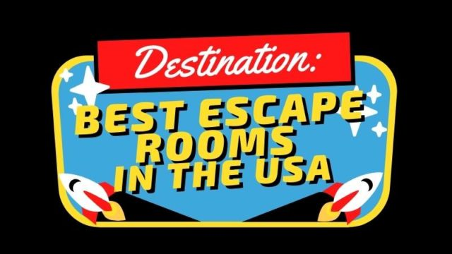 Featured image for Best Escape Rooms in the USA