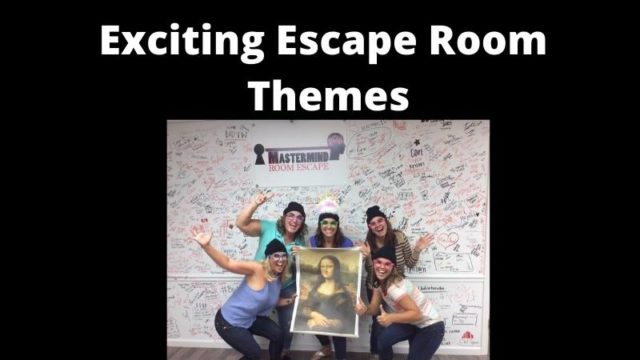Featured image for Exciting Escape Room Themes